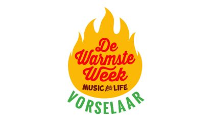 Vorselaar steunt De Warmste Week