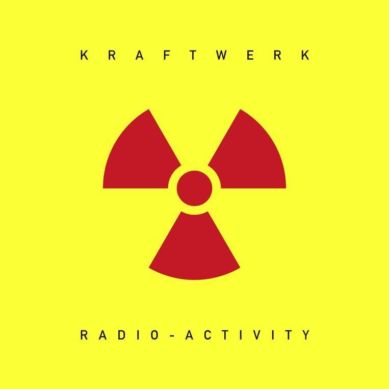 De hoes van 'Radio-Activity' uit 2009 Beeld RV