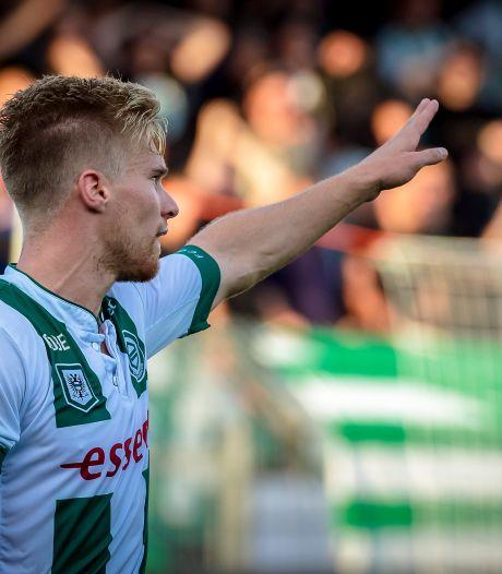 Tom van Weert scoort direct voor zijn nieuwe, Griekse club