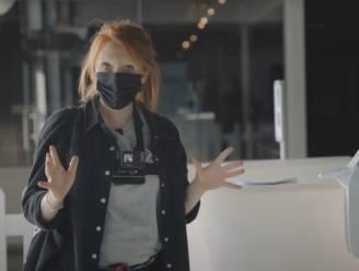 """Linde Merckpoel voert campagne voor vaccinatie: """"Geen schrik van de prik!"""""""