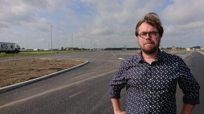 Burgemeester Peter Velle (CD&V) likt zijn wonden