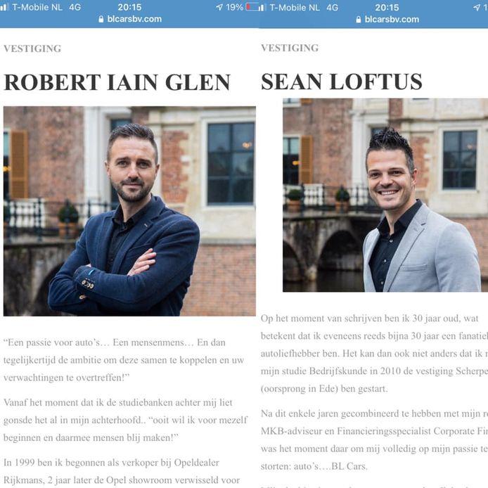 Autobedrijf uit IJsselmuiden krijgt 'dubbelgangers' nadat een Woerdense autohandel de website inclusief foto's kopieert.