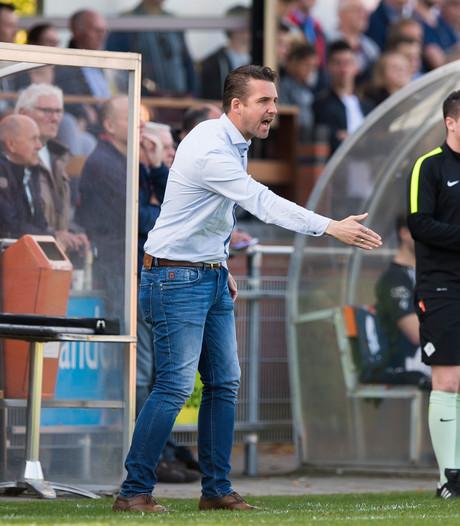 Karsten ook volgend seizoen hoofdtrainer HHC Hardenberg