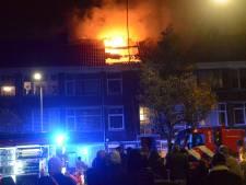 Hagenaar (68) en Pijnackerse (52) opgepakt voor brand in flat aan Rederijkerstraat, politie rolt wietplantage op