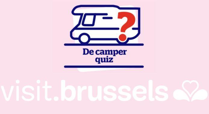 Camperquiz in Brussel