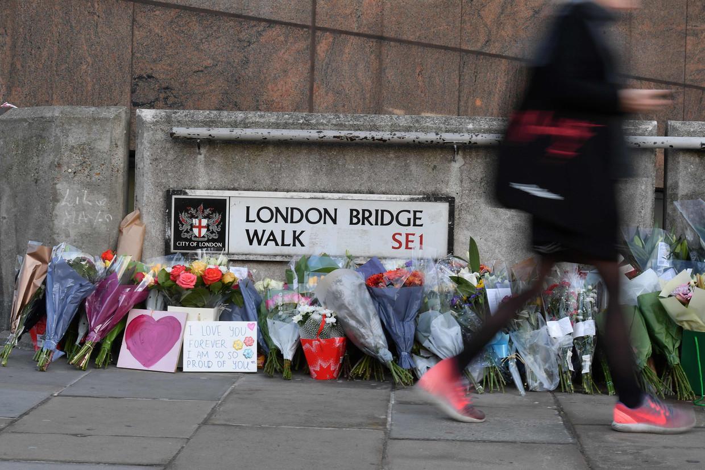 De aanslag in Londen werd eerst opgeëist door IS via TamTam, een nieuw socialemediaplatform. Beeld AFP