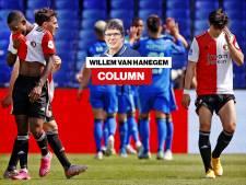 Column Willem van Hanegem | Ik zie dit Feyenoord straks niet zomaar van Sparta winnen