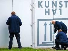'Alle schilderijen roof Kunsthal zijn verbrand'