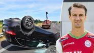 Voetballer Davy De fauw en gezin gewond na klap tegen autotransport in Lichtervelde