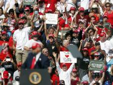 Gros coup de chaud en Floride: 17 fans de Trump pris en charge médicalement