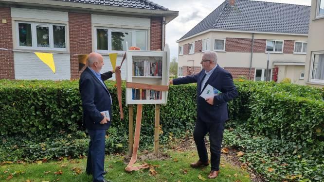 """Boekentillen duiken op in Halle: """"Kastjes zijn duurzaam en brengen mensen samen"""""""