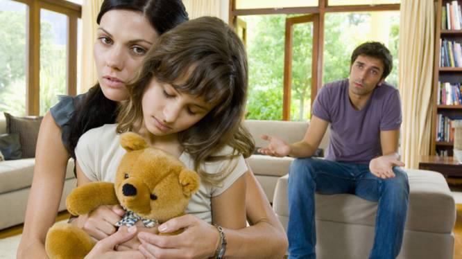 Scheiding niet langer taboe, maar schaadt kind nog steeds