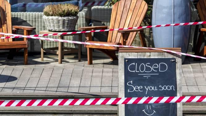 Boze strandtenthouders Scheveningen gaan ondanks verbod toilet openen en strandbedden verhuren