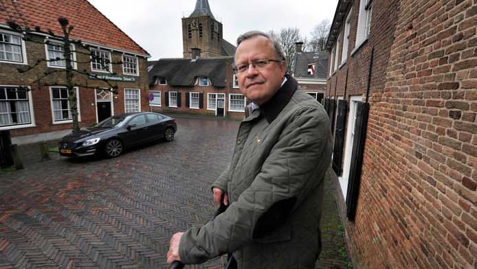Linschoten Mat Herben was woordvoerder van de doodgeschoten Pim Fortuyn en zat voor de LPF in de Tweede Kamer.