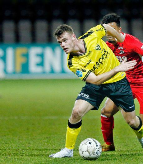VVV hoopt op Guwara en Van Crooij in halve finale tegen Vitesse