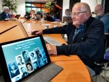 Verbazing in Waalwijk:  bouwaanvraag ging vroeger op een kladblaadje