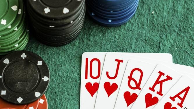 Duizenden euro's in beslag genomen bij illegaal pokertoernooi in Roosendaal