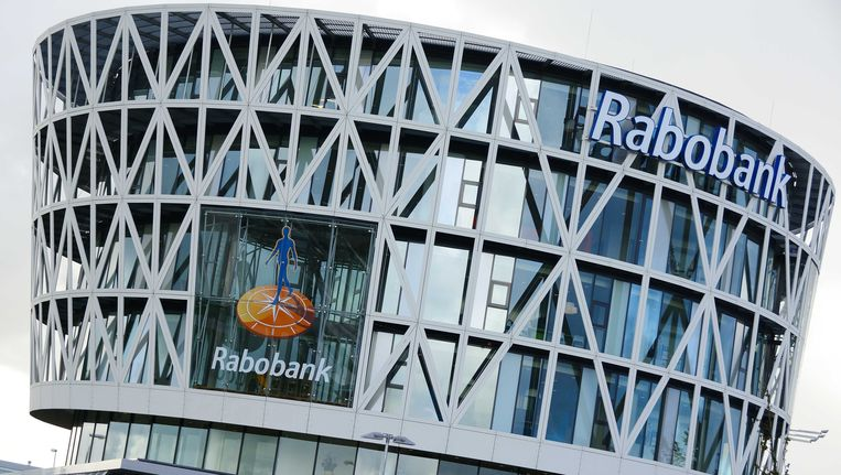 Rabobank is een van de banken die betrokken was bij de Libor-fraude. Beeld ANP