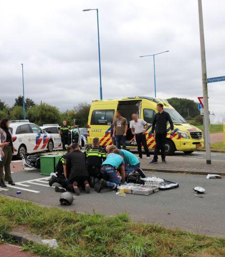 Automobilist laat Hagenaar (21) zwaargewond achter na aanrijding in Zoetermeer
