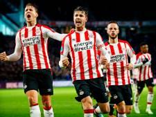 Van Ginkel ziet nieuwe periode bij PSV zitten: 'Maar ik ben nu nog niet fit'