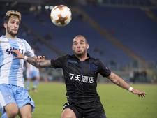 Lazio door in Europa na eigen goal Nice in blessuretijd