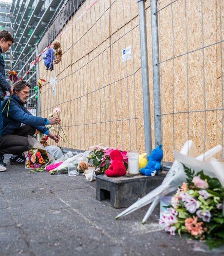 Arnhem rouwt om brandslachtoffers Raymond (39) en zoontje Jelle (4)