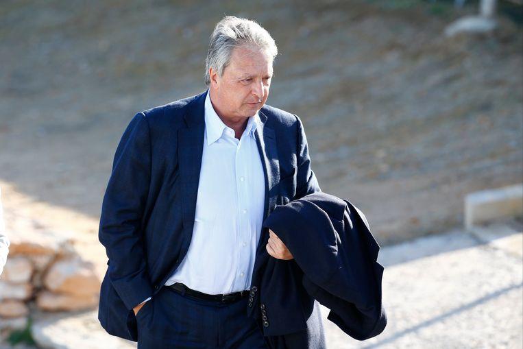 Herman Van Holsbeeck ontkent de beschuldigingen. Beeld Photo News