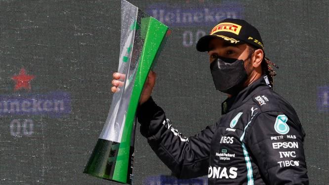 Verstappen zowel voorbij Hamilton als Bottas in Portugal, maar wel tweede en extra WK-punt kwijt