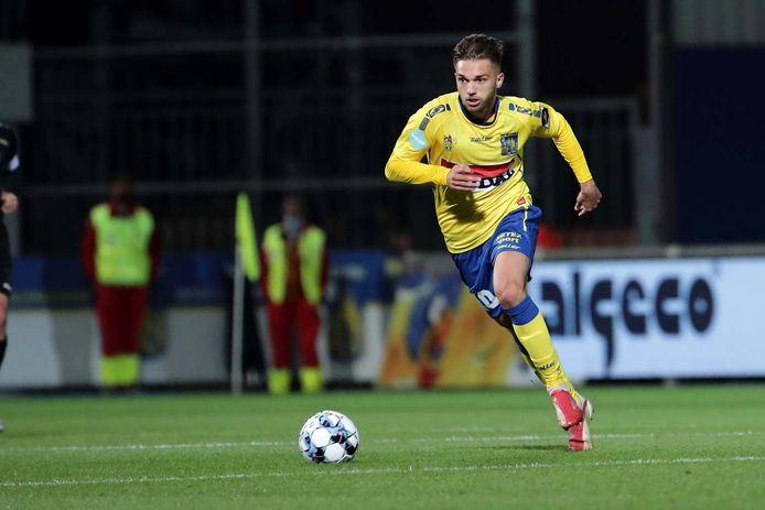 De 20-jarige Slowaak Jan Bernat wordt bij KVC Westerlo omschreven als een frivole nummer 10. Hij moet de club mee naar het succes loodsen.