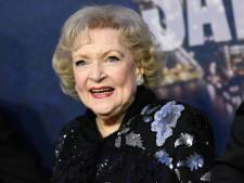 98-jarige Betty White tekent voor kerstfilm