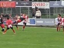 VIDEO   Bekijk hier de waanzinnige omhaal van RCS-speler Dyllan Davidse
