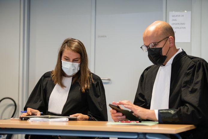 Meester Avelien Van Der Veken zal samen met haar collega Bart Verbelen de beklaagde Carlos Machado Lopes Correia vertegenwoordigen tijdens het proces aangaande de moord op zijn vriendin Nancy De Landtsheer.
