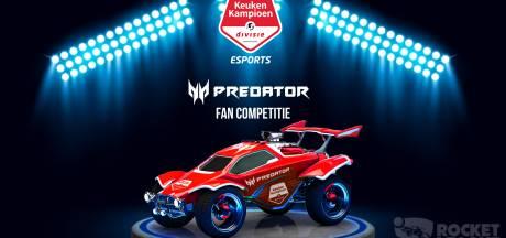 Cambuur Leeuwarden wint derde periodetitel Keuken Kampioen Rocket League-competitie