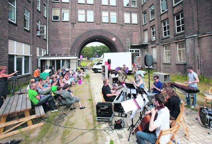 Impressie van de Muziekzomer in Ede, 2011. Foto: Herman Stöver