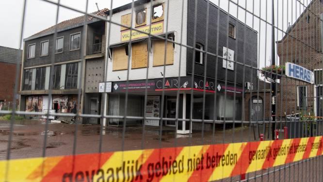 Roep om snelle sloop van panden in Haaksbergen klinkt steeds luider: 'Brand is geluk bij een ongeluk'