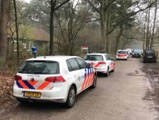Gehandicapte man gevonden na urenlange zoekactie in bos bij Bergeijk: 'Hij is erg moe'