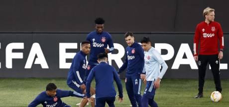 Kan Ajax tij keren in Rome? 'Spelers lijken heel ontspannen, vertrouwen is er nog steeds'
