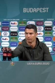 Actie Ronaldo komt Coca-Cola duur te staan: beurswaarde daalt met miljarden