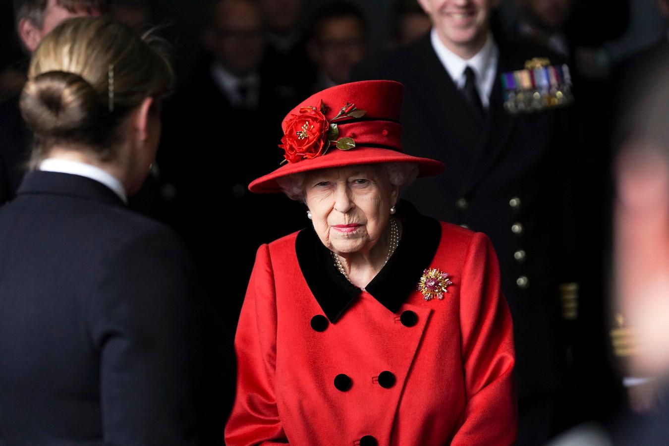 Élisabeth II, reine du Royaume-Uni