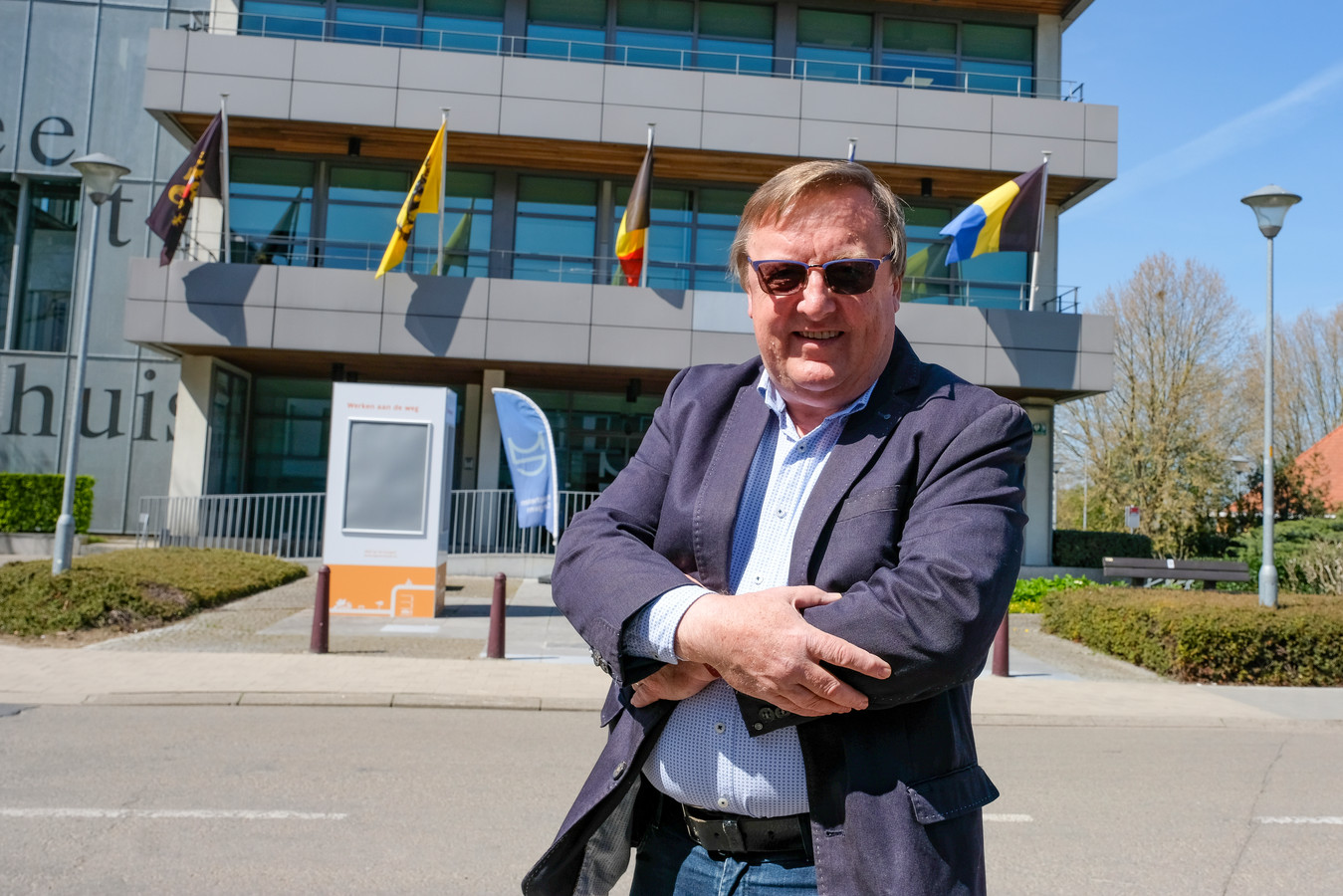 Jean-Pierre De Groef wordt hoogstwaarschijnlijk opnieuw burgemeester van Machelen.
