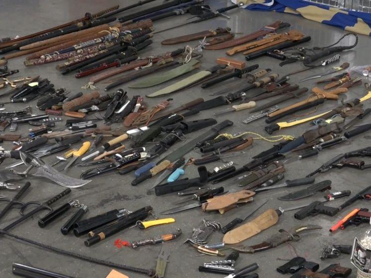 Inleveractie wapens: 'Er is echt van alles binnen gekomen'