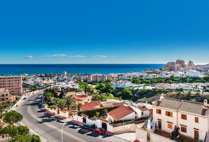 Torrevieja, aan de Spaanse Costa Blanca, droomplek voor Belgen die een tweede verblijf in Spanje op het oog hebben.