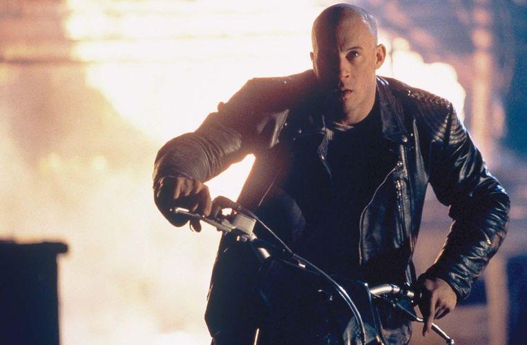 Vin Diesel in xXx Beeld geen