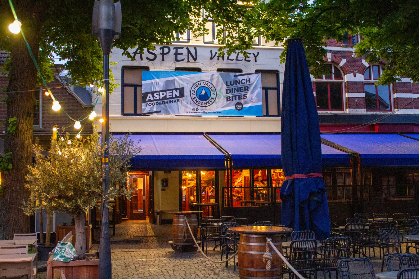 Aspen Valley in Enschede
