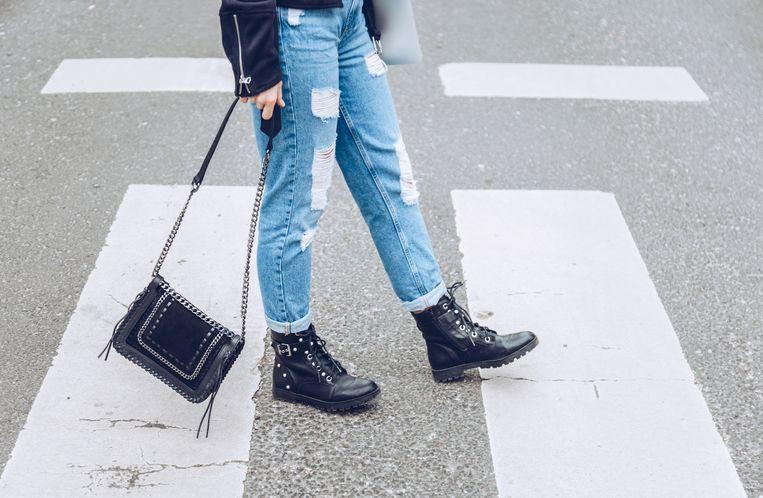 Welke handtas combineer je met welke schoenen?