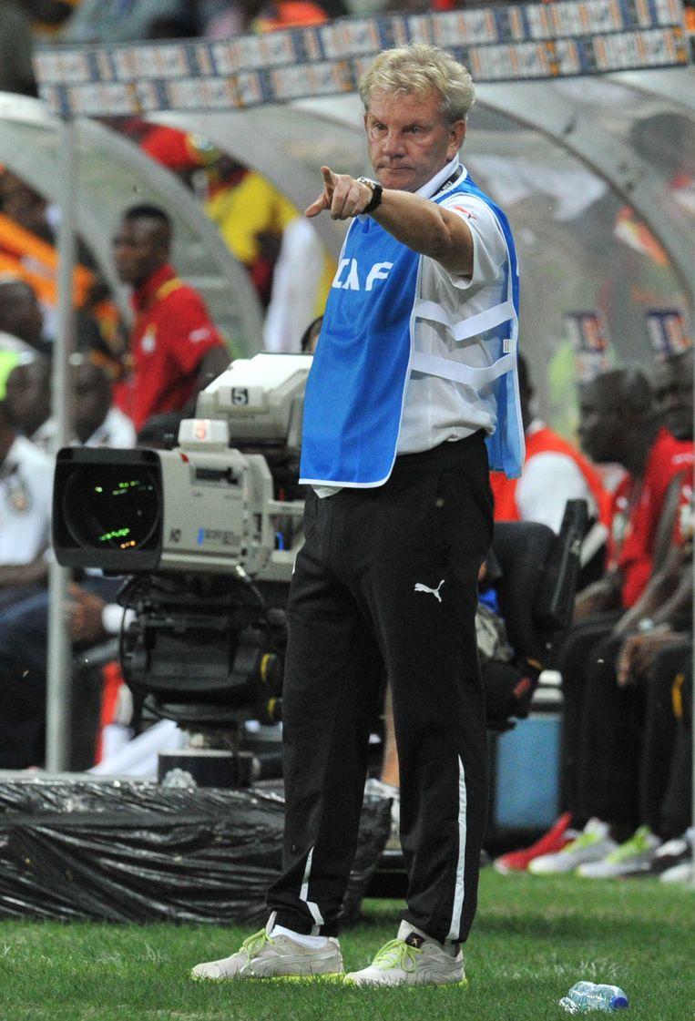 Paul Put is tegenwoordig aan de slag als coach van Burkina Faso Beeld AFP