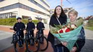 Bloemen voor eerlijke vinder gestolen fiets