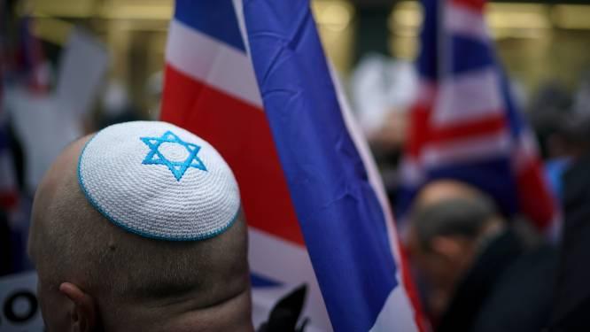Vier keer meer antisemitische incidenten in Londen tijdens elfdaagse oorlog tussen Israël en Hamas in Gaza