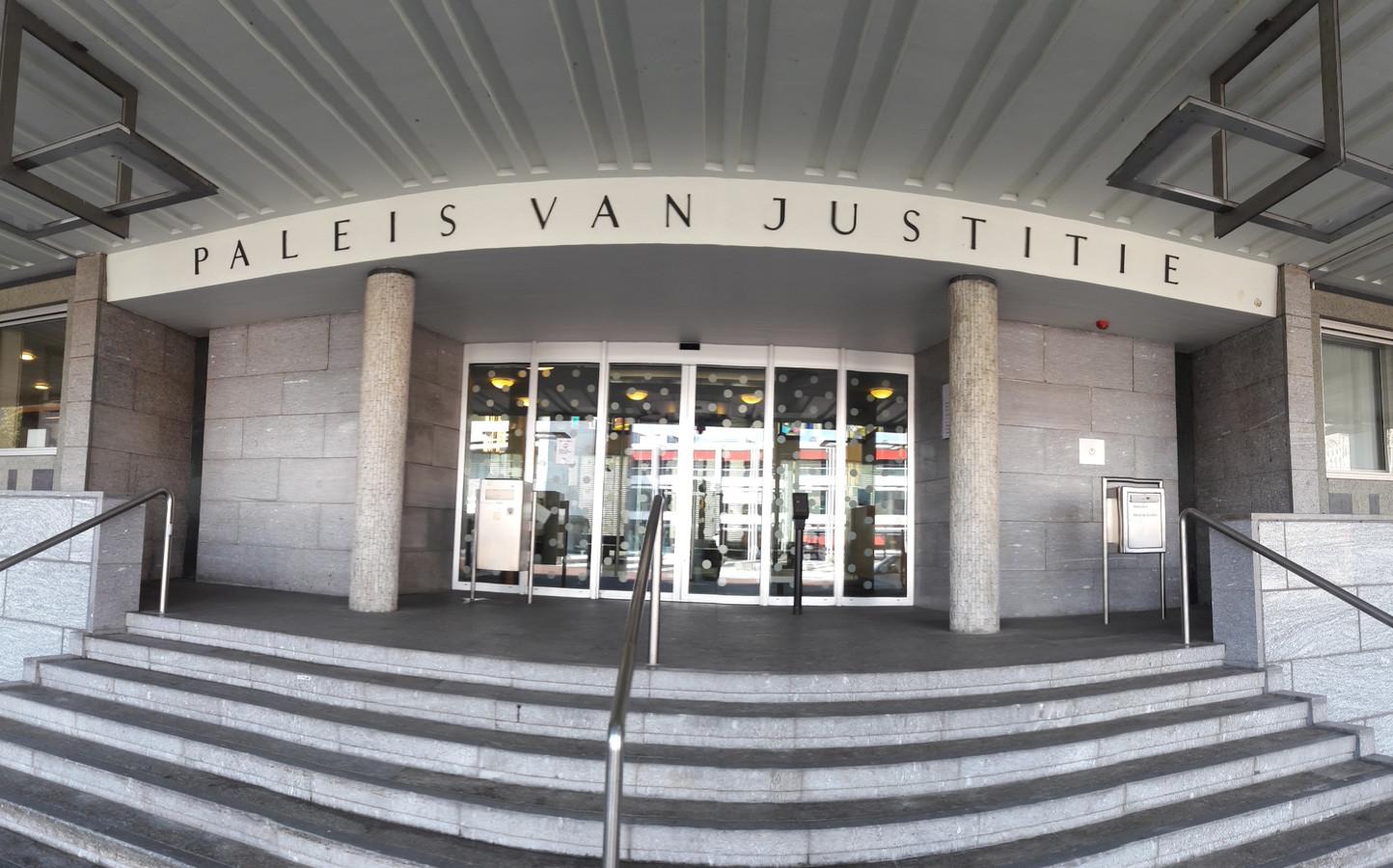 De rechtbank in Arnhem STOCK