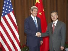 John Kerry veut convaincre la Chine de hausser le ton